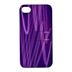 The Background Design Apple iPhone 4/4S Hardshell Case with Stand
