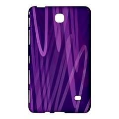 The Background Design Samsung Galaxy Tab 4 (7 ) Hardshell Case