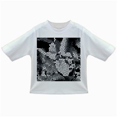 Mosaic Stones Glass Pattern Infant/Toddler T-Shirts
