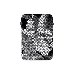 Mosaic Stones Glass Pattern Apple iPad Mini Protective Soft Cases