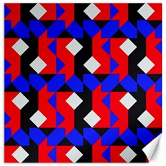 Pattern Abstract Artwork Canvas 16  X 16