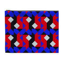 Pattern Abstract Artwork Cosmetic Bag (xl)