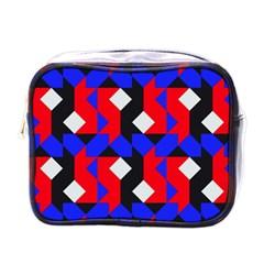 Pattern Abstract Artwork Mini Toiletries Bags