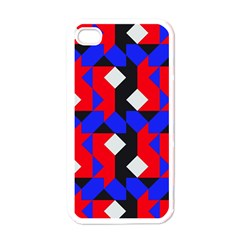 Pattern Abstract Artwork Apple Iphone 4 Case (white)