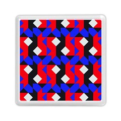 Pattern Abstract Artwork Memory Card Reader (Square)