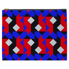 Pattern Abstract Artwork Cosmetic Bag (XXXL)