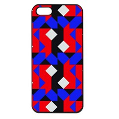 Pattern Abstract Artwork Apple Iphone 5 Seamless Case (black)