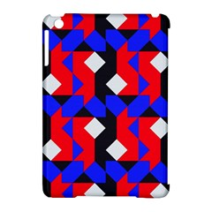 Pattern Abstract Artwork Apple iPad Mini Hardshell Case (Compatible with Smart Cover)