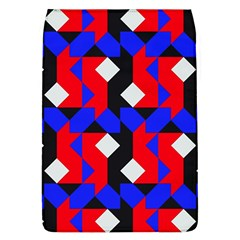 Pattern Abstract Artwork Flap Covers (L)