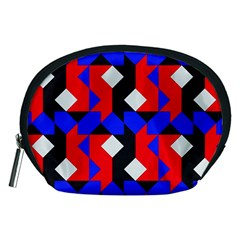 Pattern Abstract Artwork Accessory Pouches (Medium)