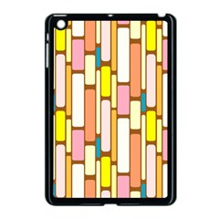 Retro Blocks Apple iPad Mini Case (Black)