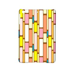 Retro Blocks iPad Mini 2 Hardshell Cases