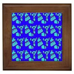 Winter Framed Tiles