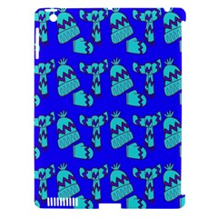 Winter Apple iPad 3/4 Hardshell Case (Compatible with Smart Cover)