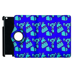 Winter Apple iPad 3/4 Flip 360 Case