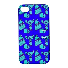 Winter Apple Iphone 4/4s Hardshell Case With Stand