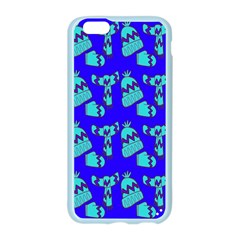 Winter Apple Seamless iPhone 6/6S Case (Color)