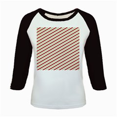 Stripes Kids Baseball Jerseys