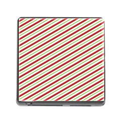 Stripes Memory Card Reader (Square)
