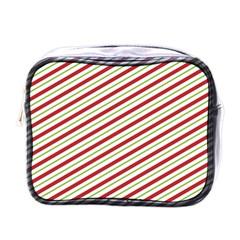 Stripes Mini Toiletries Bags