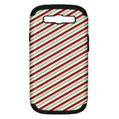 Stripes Samsung Galaxy S Iii Hardshell Case (pc+silicone)