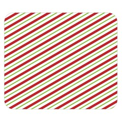Stripes Double Sided Flano Blanket (Small)