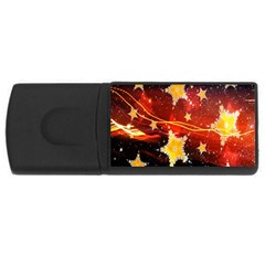 Holiday Space USB Flash Drive Rectangular (2 GB)