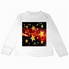 Holiday Space Kids Long Sleeve T-Shirts