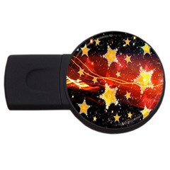 Holiday Space USB Flash Drive Round (4 GB)