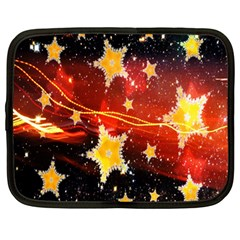 Holiday Space Netbook Case (Large)