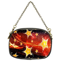 Holiday Space Chain Purses (One Side)