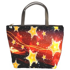 Holiday Space Bucket Bags