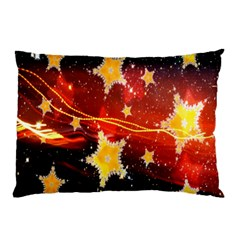 Holiday Space Pillow Case