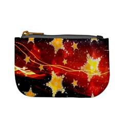 Holiday Space Mini Coin Purses