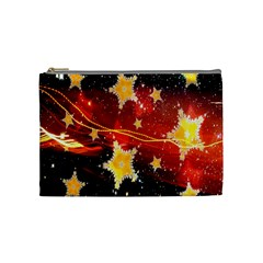 Holiday Space Cosmetic Bag (Medium)