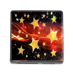 Holiday Space Memory Card Reader (Square)
