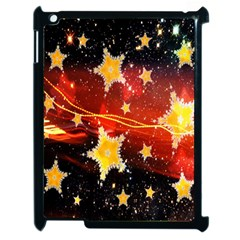 Holiday Space Apple iPad 2 Case (Black)