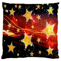 Holiday Space Large Cushion Case (One Side)