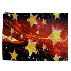 Holiday Space Cosmetic Bag (xxl)