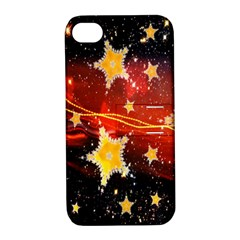 Holiday Space Apple iPhone 4/4S Hardshell Case with Stand