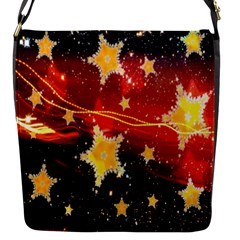 Holiday Space Flap Messenger Bag (S)