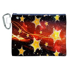 Holiday Space Canvas Cosmetic Bag (XXL)