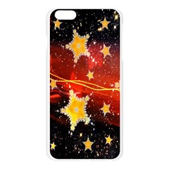 Holiday Space Apple Seamless iPhone 6 Plus/6S Plus Case (Transparent)