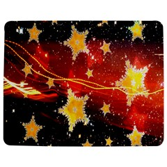 Holiday Space Jigsaw Puzzle Photo Stand (Rectangular)