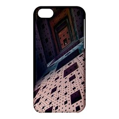 Industry Fractals Geometry Graphic Apple iPhone 5C Hardshell Case