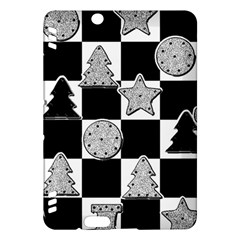 Xmas Checker Kindle Fire HDX Hardshell Case