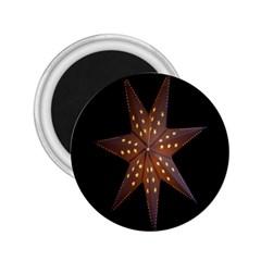 Star Light Decoration Atmosphere 2.25  Magnets