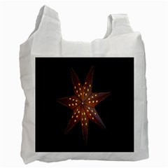 Star Light Decoration Atmosphere Recycle Bag (Two Side)