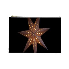 Star Light Decoration Atmosphere Cosmetic Bag (Large)