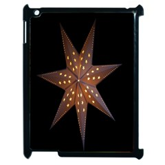 Star Light Decoration Atmosphere Apple iPad 2 Case (Black)